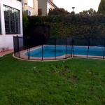 Instalación de cercos de piscina