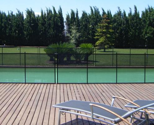 Cercos para piscinas